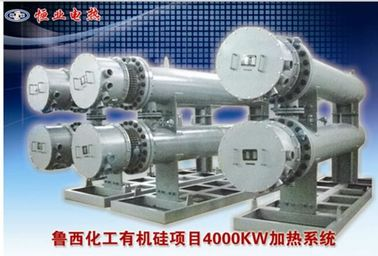 China Fluid Type Crude Oil Heater High Efficiency With Safe And Reliable Structure supplier