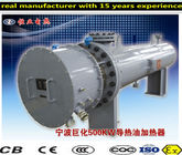 Explosion Proof Electric Heater Flange Sizes Optional For All Kinds Of Water