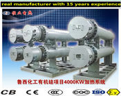 Flange Tubular Electric Thermal Oil Heater With Safe And Reliable Structure