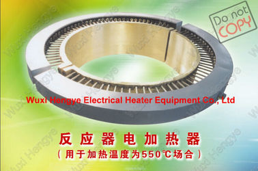 China Carbon Steel Reactor Heater IP30-IP66 Protection Level For Tanks / Pipelines distributor