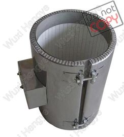 China Band Shaped Efficient Cast Aluminum Heater For Injection Molding Machine distributor