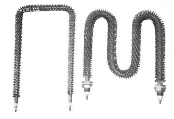 China Customized Models Tubular Heating Elements For Pipe Body / Tank / Pressure Vessel distributor