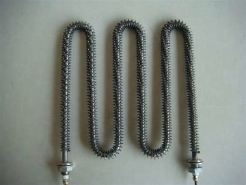China Long Life Spend Tubular Heating Elements With Temperature Measuring And Control distributor