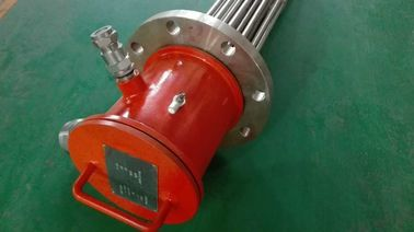 China Explosion Proof Industrial Immersion Heater CE Certification With Thermostat distributor